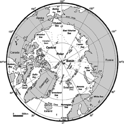 The-Arctic-region-An-Azimuthal-Equal-Area-projection-of-the-Arctic-region-using-the